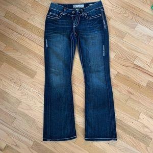 BKE Denim Culture jeans size 27x29,5